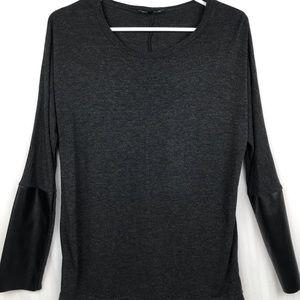 Cable & gauche women's blouse Sz S